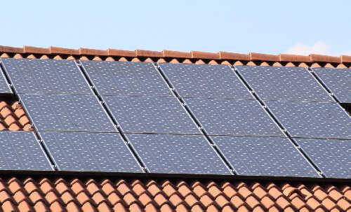 Panneaux solaires pour installations photovoltaïques résidentielles